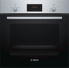 Bosch Single Oven Electric HHF113BR0B - Stainless Steel
