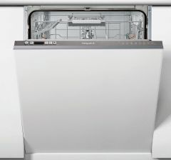 Hotpoint Built In 60 Cm Dishwasher Fully HIC3B19UK - Fully Integrated
