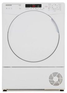 Hoover Freestanding Condenser Tumble Dryer HLC10DF - White