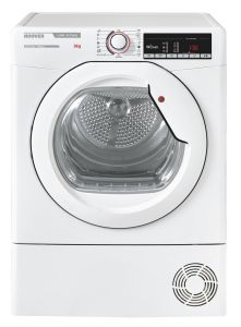 Hoover Freestanding Vented Tumble Dryer HLXV9TG - White