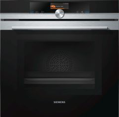 Siemens Single Oven Electric HM676G0S6B - Stainless Steel