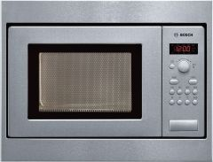 Bosch Microwave HMT75M551B - Stainless Steel