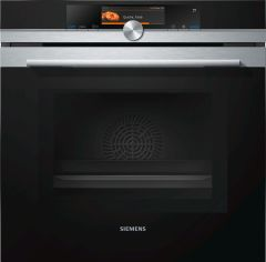 Siemens Single Oven Electric HN678GES6B - Stainless Steel