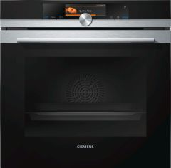 Siemens Single Oven Electric HR678GES6B - Stainless Steel