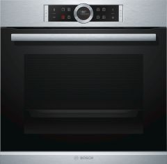 Bosch Single Oven Electric HRG675BS1B - Stainless Steel