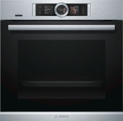 Bosch Single Oven Electric HRG6769S6B - Stainless Steel