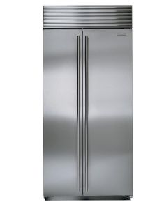 Sub-Zero Built In American Style Refrigeration ICBBI36S-S-TH - Stainless Steel