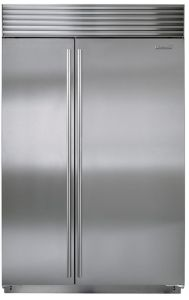 Sub-Zero Built In American Style Refrigeration ICBBI48S-S-TH - Stainless Steel