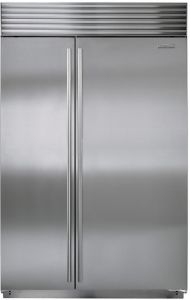 Sub-Zero Built In American Style Refrigeration ICBBI48SID-S-PH - Stainless Steel