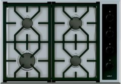 Wolf Gas Hob ICBCG304T-S - Stainless Steel