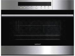 Wolf Steam Combi Oven ICBCSO24TE-S-TH - Stainless Steel