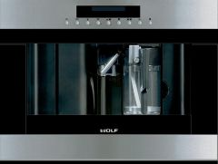 Wolf Coffee Machine ICBEC24-S - Stainless Steel