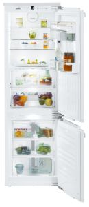 Liebherr Built In Fridge Freezer Frost Free ICBN3376 - Fully Integrated