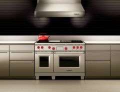 Wolf Wall Mounted Hood ICBPW422718 - Stainless Steel