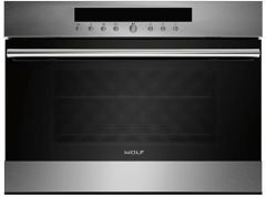 Wolf Compact Oven ICBSO2418TE-S-TH - Stainless Steel
