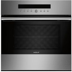 Wolf Single Oven Electric ICBSO24TE-S-TH - Stainless Steel
