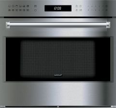 Wolf Single Oven Electric ICBSO30PE-S-PH - Stainless Steel