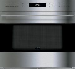 Wolf Single Oven Electric ICBSO30TE-S-TH - Stainless Steel