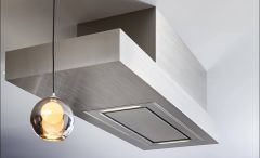 Wolf Ceiling Integrated ICBVC48S - Stainless Steel