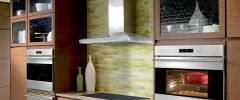 Wolf Chimney Hood ICBVW30S - Stainless Steel