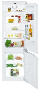 Liebherr Built In Fridge Freezer Frost Free ICUN3324 - Fully Integrated