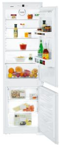 Liebherr Built In Fridge Freezer Frost Free ICUNS3324-EX-DISPLAY - Fully Integrated