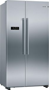 Bosch Freestanding American Style Refrigeration KAN93VIFPG - Stainless Steel