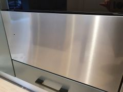 AEG Warming Drawer KDE912922M-EX-DISPLAY - Stainless Steel