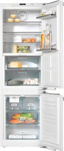 Miele Built In Fridge Freezer Frost Free KFN37692IDE - Fully Integrated
