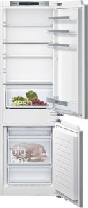 Siemens Built In Fridge Freezer Frost Free KI86NVFF0G - Fully Integrated