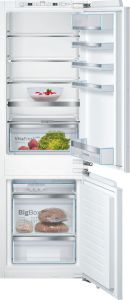 Bosch Built In Fridge Freezer Low Frost KIS86AFE0G - Fully Integrated