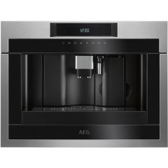 AEG Coffee Machine KKE884500M - Stainless Steel