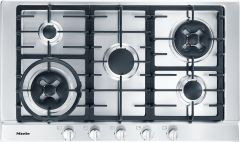 Miele Gas Hob KM2054SS - Stainless Steel