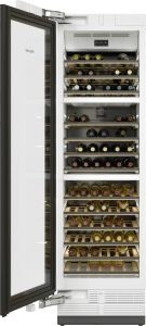 Miele Built In Wine Cooler KWT2612-VI-LHH - Tinted Glass