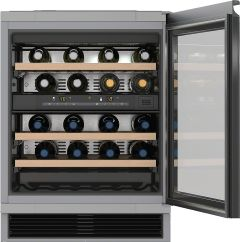 Miele Built In Wine Cooler KWT6321UG - Tinted Glass