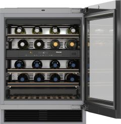 Miele Built In Wine Cooler KWT6322UG - Tinted Glass