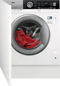 AEG Built In Washer Dryer Fully L7WC8632BI-EX-DISPLAY - Fully Integrated