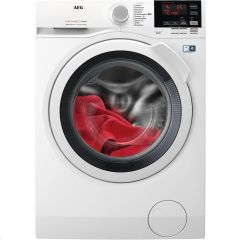 AEG Freestanding Washer Dryer L7WEG841R - White