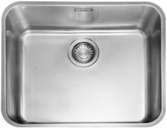 Franke 1.0 Bowl Sink LAX1105041 - Stainless Steel