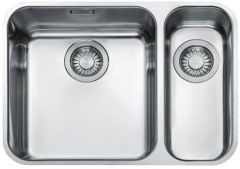Franke 1.5 Bowl Sink LAX16036RSB - Stainless Steel