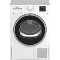 Blomberg Freestanding Condenser Tumble Dryer Heat Pump LTH3842W - White