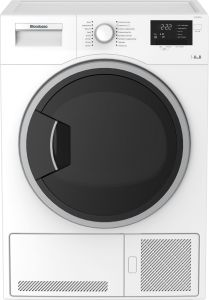 Blomberg Freestanding Condenser Tumble Dryer LTK28021W - White