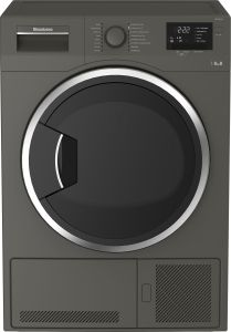 Blomberg Freestanding Condenser Tumble Dryer LTK28031G - Graphite