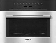 Miele Microwave M7140TC - Clean Steel