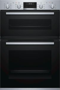 Bosch Double B/I Oven Electric MBA5350S0B - Stainless Steel