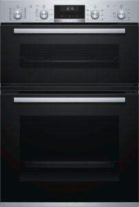 Bosch Double B/I Oven Electric MBA5575S0B - Stainless Steel