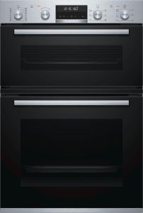 Bosch Double B/I Oven Electric MBA5785S0B - Stainless Steel