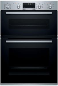 Bosch Double B/I Oven Electric MBA5785S6B - Stainless Steel