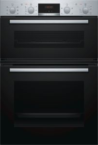 Bosch Double B/I Oven Electric MBS133BR0B - Stainless Steel