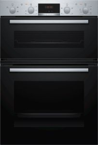Bosch Double B/I Oven Electric MHA133BR0B - Stainless Steel